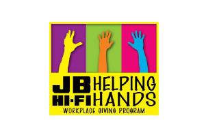 JB Hi-Fi Helping Hands